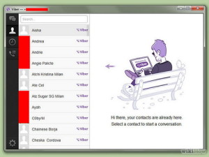 viber in windows_resize